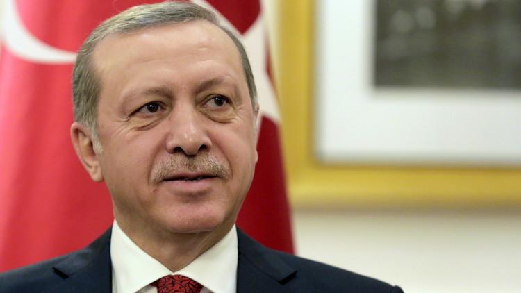 أردوغان: سوريا على وشك أن تمحى من الخريطة!
