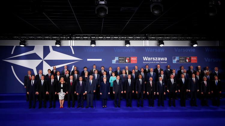 هولاند في قمة الناتو: روسيا لاتعد خصما أو خطرا