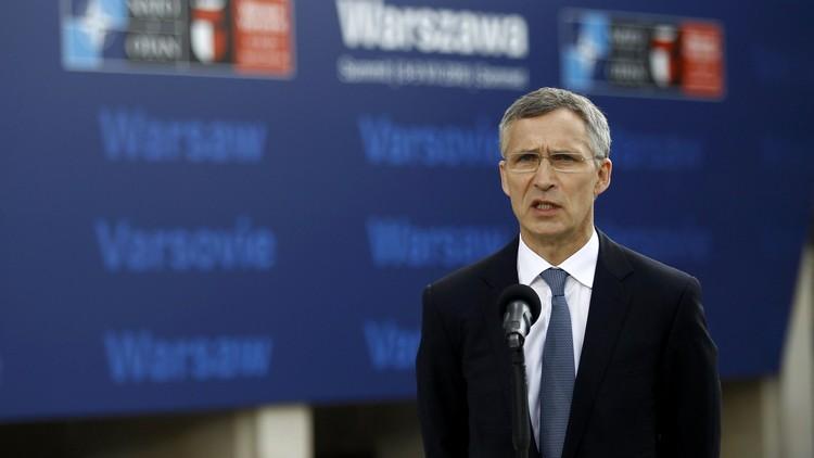ستولتنبرغ: الناتو لايهدد أحدا ونتواصل مع روسيا