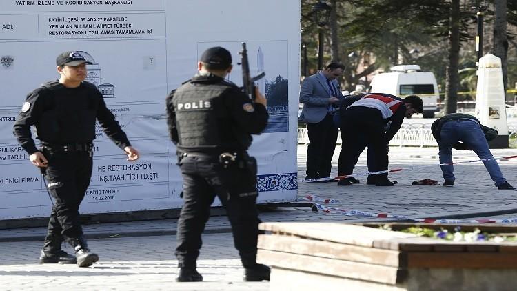 اعتقال 6 أشخاص على صلة بتفجيري أتاتورك