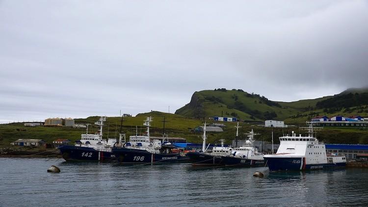 روسيا تعتزم بناء مواقع عسكرية في جزر الكوريل