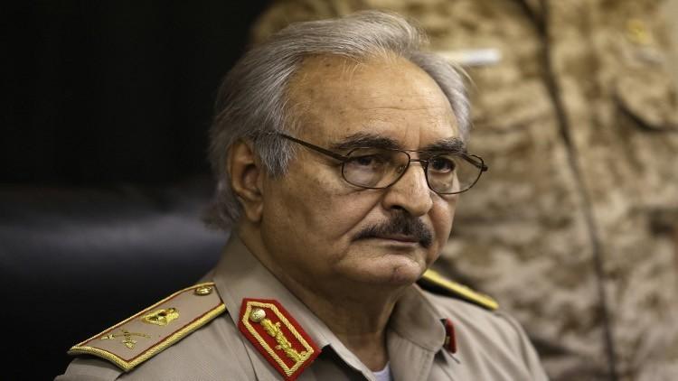 تسجيلات تكشف دعم الغرب لقوات حفتر في ليبيا