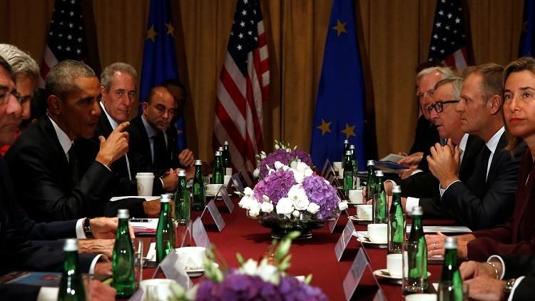 أوروبا توافق على نقل البيانات الإلكترونية إلى أمريكا