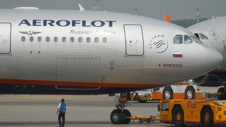 وصول أول طائرة سياحية روسية إلى تركيا