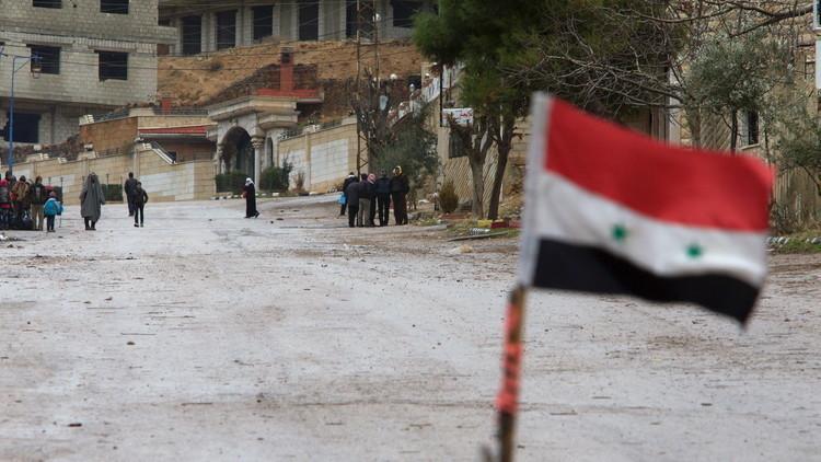 وفد أوروبي في دمشق يدين سياسة بروكسل تجاه سوريا