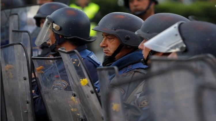 الأمن المقدوني يعتقل 4 أشخاص قاتلوا مع داعش