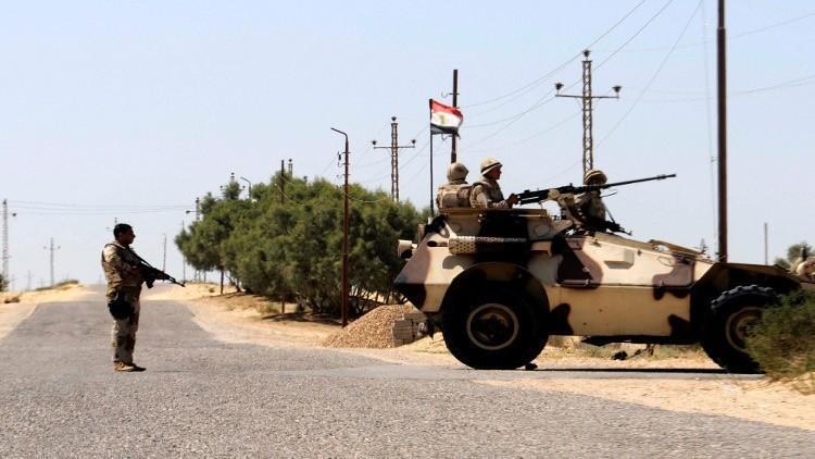 الجيش المصري يعلن تصفية قائد داعش بوسط سيناء
