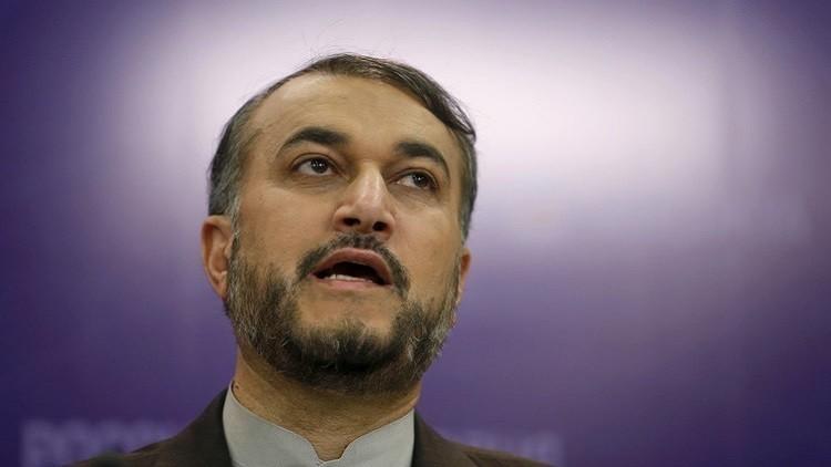 إيران تتهم السعودية بدعم