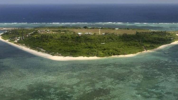 ابحث عن النفط في الخلاف حول الجزر