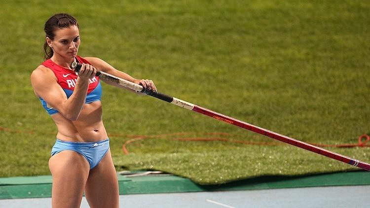 استبعاد إيسينباييفا من المشاركة في أولمبياد ريو