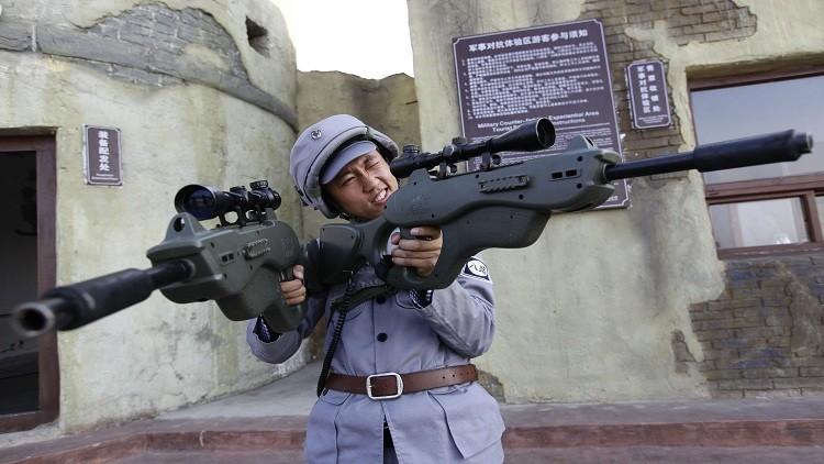بكين تهدي كابل معدات لكشف المتفجرات