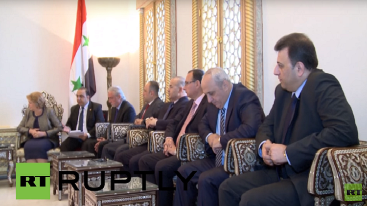 الأسد: أوروبا تجني ثمار ما زرعته في سوريا