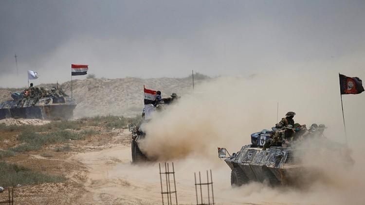 داعش فقد ربع أراضيه في العراق وسوريا