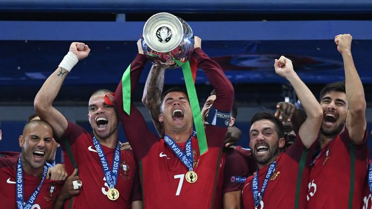 البرتغال تنهي حلم فرنسا وتتوج بلقب كأس أوروبا لأول مرة في تاريخها