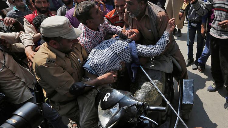 عشرون قتيلا في احتجاجات جامو وكشمير