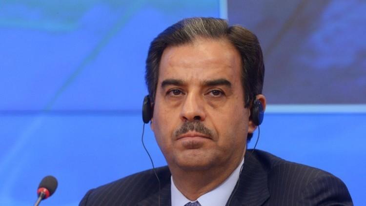 السفير اللبناني لدى روسيا شوقي بو نصار