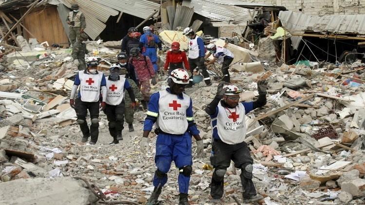 زلزال بقوة 6.4 درجات يضرب ساحل الإكوادور