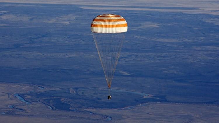 روسيا تكشف عن منظومة مظلات فضائية جديدة