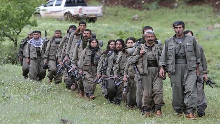 حزب العمال الكردستاني يعتقل 9 جواسيس