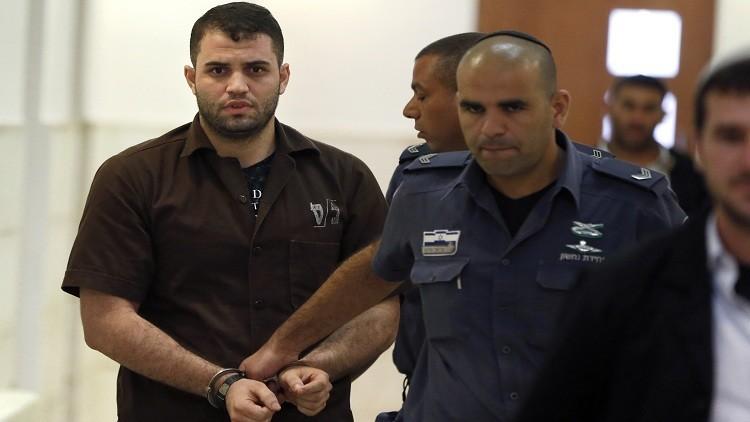 3 أحكام بالمؤبد لفلسطيني هاجم حافلة إسرائيلية