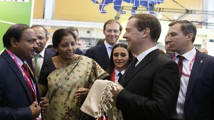 روسيا والهند نحو تعزيز التعاون بينهما