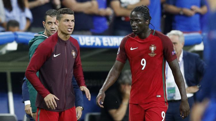 إيدر: رونالدو أخبرني أنني سأحرز هدف الفوز