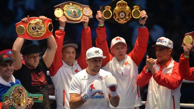 بطل العالم الروسي كوفاليف يهزم المالاوي تشيليمبا