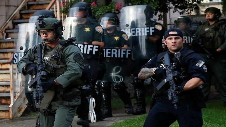 مقتل 2 من الشرطة بإطلاق نار في متشيغان الأمريكية