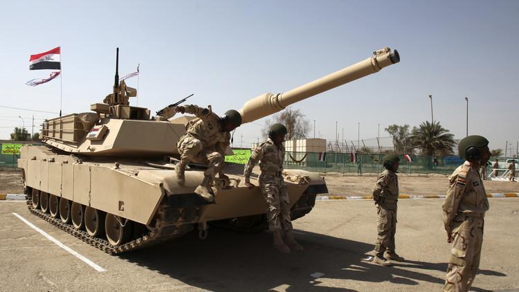 تدريبات على استعراض عسكري تغلق شوارع بغداد