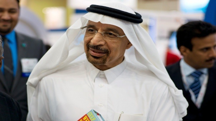 السعودية تأمل ببرميل النفط أعلى من 50 دولارا