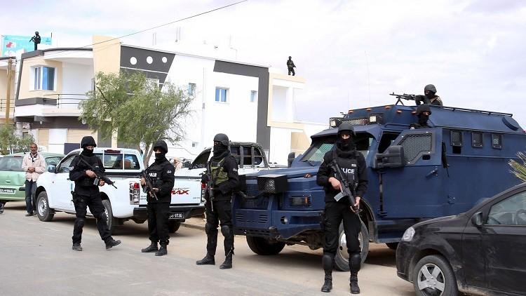 قوات الأمن التونسي