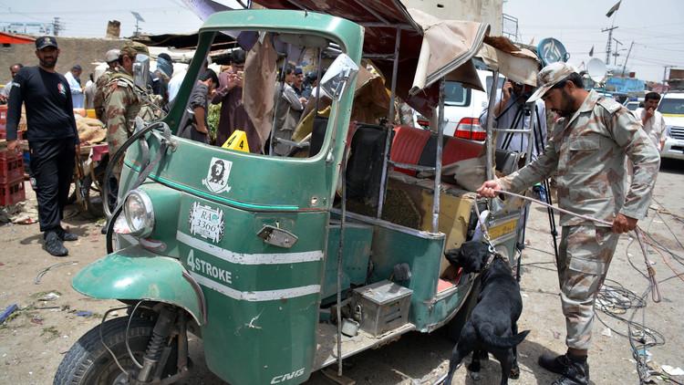 منشورات تدعو إلى الانقلاب على الحكم في باكستان