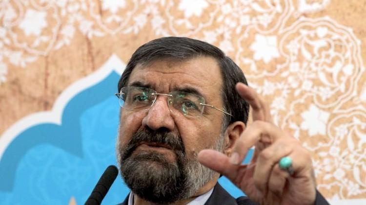 رضائي: لو غضبنا لن نبقي أثرا لآل سعود