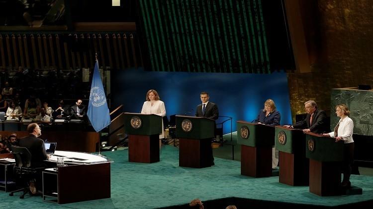 أول مناظرة تلفزيونية بين خلفاء لـ
