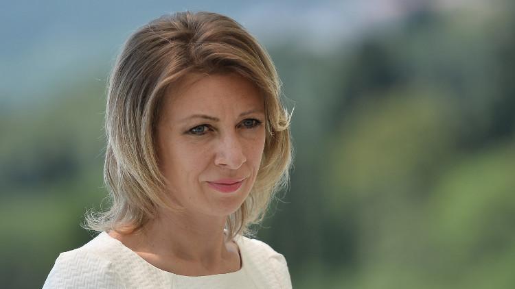 زاخاروفا تتهم وارسو بتأجيج فتنة قومية