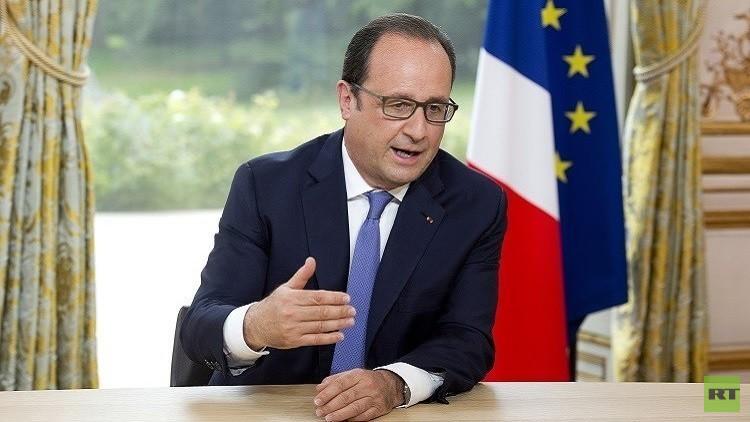 كم يتقاضى حلاق الرئيس الفرنسي هولاند؟