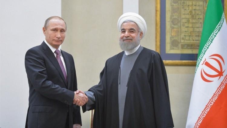 قرض روسي لإيران
