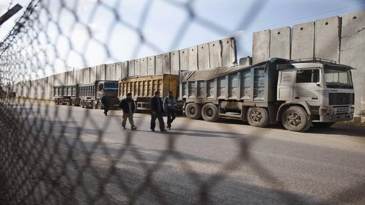 إسرائيل تفتح معبر