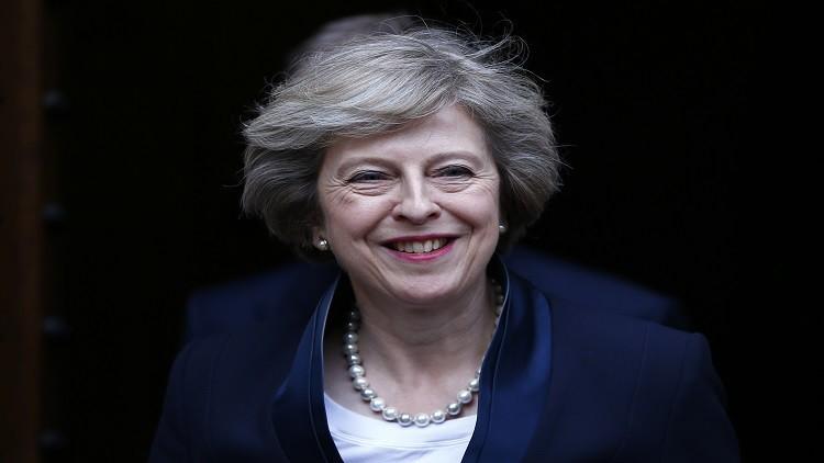 تيريزا ماي: نتعهد بتنفيذ رغبة الشعب البريطاني
