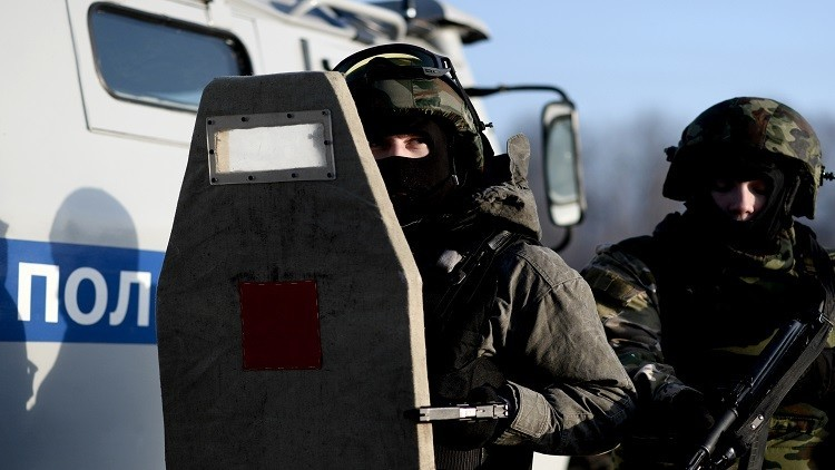القضاء على مسلحين في داغستان