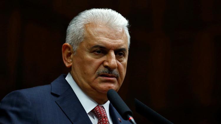 يلدريم: يجب ألا نختار بين الأسد و
