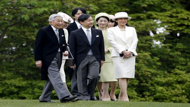 هل ستتربع امرأة على عرش اليابان؟