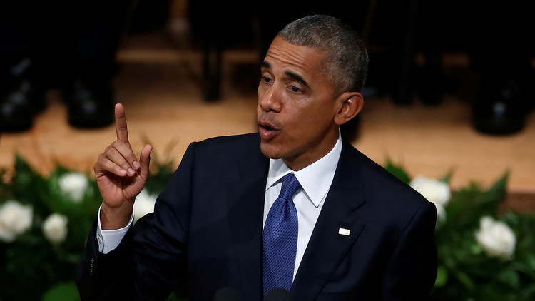 أوباما: الصفقة مع إيران ساعدت على تقليص برنامجها النووي