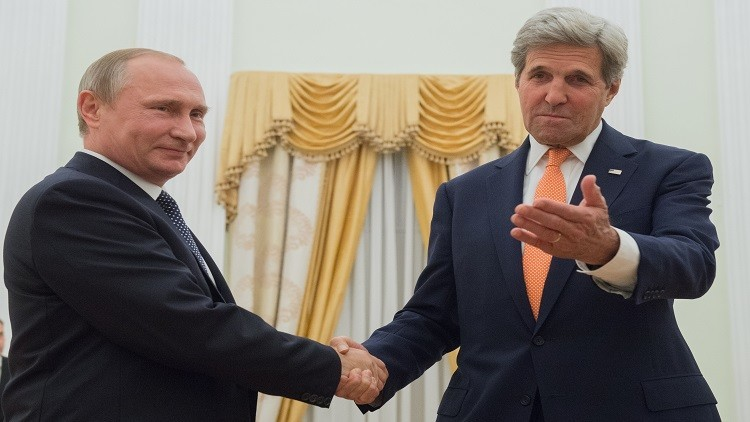تايمز: واشنطن تساوم بوتين بشأن سوريا