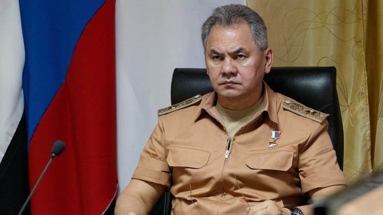 شويغو: موسكو تدعو واشنطن إلى عمل مشترك لتأمين استقرار الوضع في محيط حلب