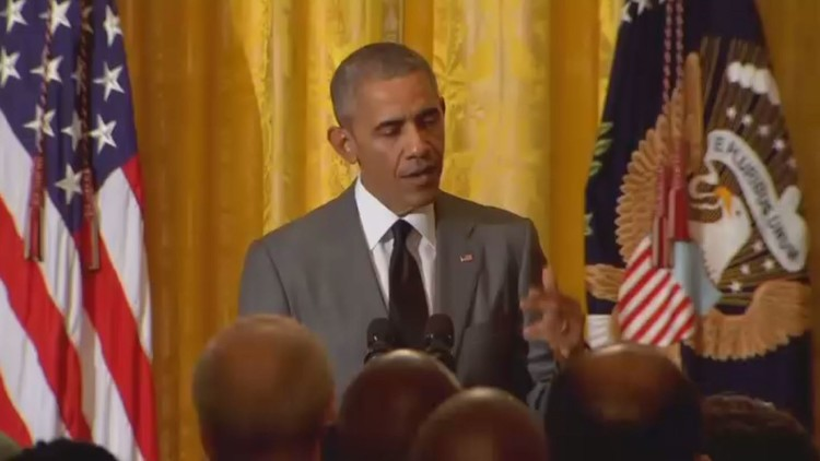 أوباما: لن نتخلى عن الدبلوماسية لتسوية الأزمة في سوريا
