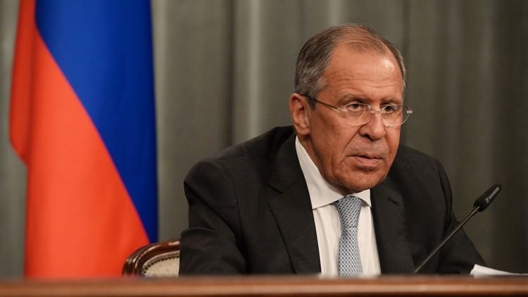 لافروف: موسكو وواشنطن اتفقتا على محاربة