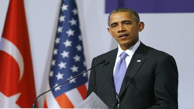 أوباما يوجه بزيادة التعاون مع تركيا لتأمين البعثات الدبلوماسية