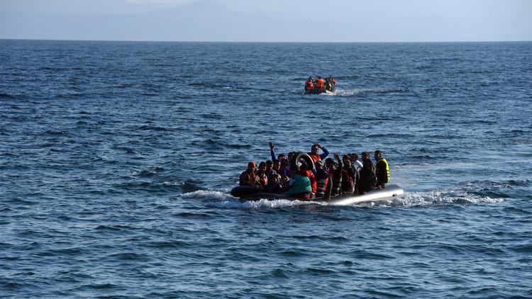 إنقاذ أكثر من 350 مهاجرا في البحر المتوسط