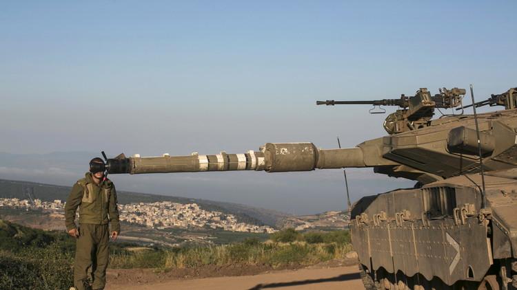 مصادر: إسرائيل فشلت في إسقاط طائرة بلا طيار في الجولان